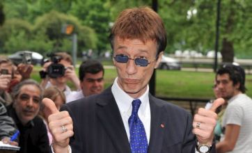 Robin Gibb 'eyes music comeback' after surviving coma