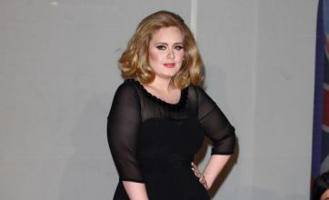 Adele slims down by cutting out booze in a bid to save her voice