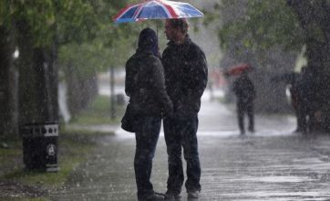 Southern Britain to be hit by 5-day downpour as wettest April continues