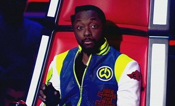 Will.i.am accused of subliminal advertising using jacket on The Voice UK