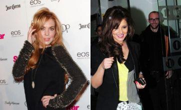 Cheryl Cole v Lindsay Lohan: Hot or Not?