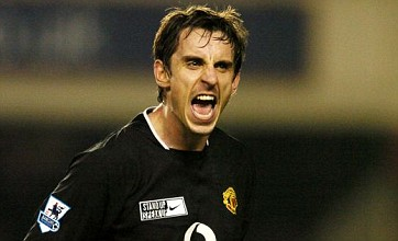Gary Neville tweets his reaction to excited Fernando Torres commentary