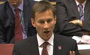 Jeremy Hunt denies BSkyB bid bias as special adviser resigns over emails