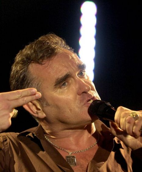 Morrissey,  The Smiths