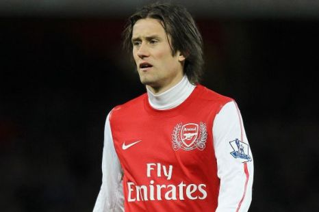 Tomas Rosicky, Manchester United.