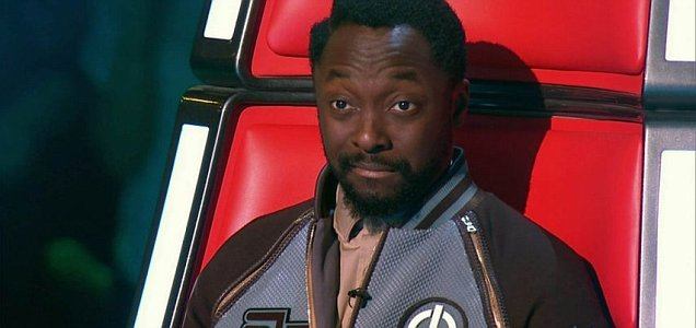 Will.i.am, The Voice UK