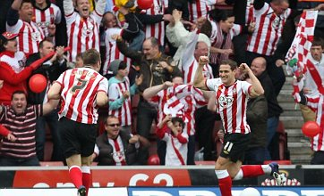 Southampton seal Premier League return after thrashing Coventry 4-0