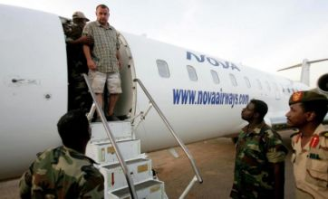Briton among four arrested by Sudan in disputed border area, UK confirms