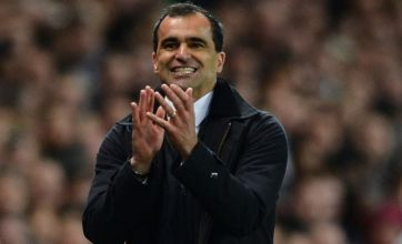 Wigan braced for Europe's elite to poach boss Roberto Martinez