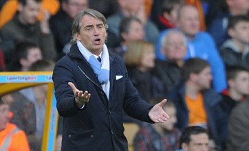Roberto Mancini: Whatever happens Manchester City should be proud