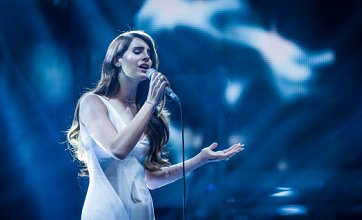 Lana Del Rey's The Voice UK performance gets mixed reaction