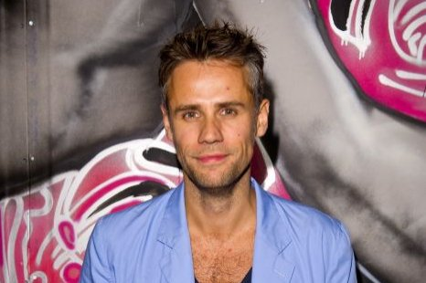 Richard Bacon is part of Homeland's vast legion of fans (Picture: Getty)