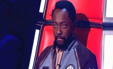 Will.i.am apologises after tweeting during The Voice UK