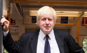 I won race despite David Cameron's backing, jokes London mayor Boris Johnson