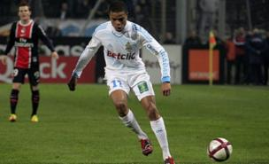 Loic Remy is happy at Marseille (Allstar)