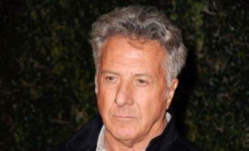 Dustin Hoffman saves young jogger's life in London's Hyde Park