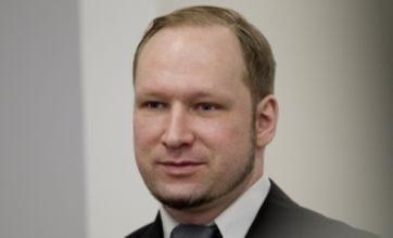 Man throws shoe at Anders Breivik during Norway massacre trial in Oslo