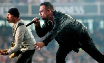 U2's Bono 'not a billionaire after Facebook floatation'