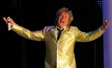 Rod Stewart 'to help Simon Cowell and appear as guest X Factor judge'