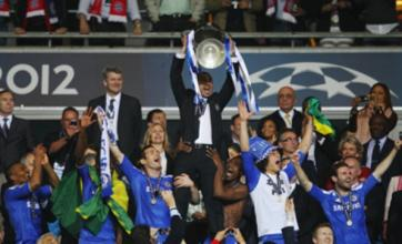 Roberto Di Matteo celebrates instead of worrying about Chelsea job
