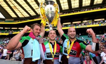 Chris Robshaw: Harlequins' defeat of Leicester proved people wrong