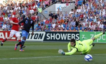 Ashley Young ensures Roy Hodgson era starts with England win