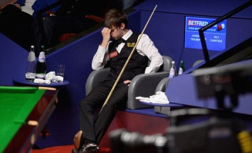 Judd Trump hits out at 'childish' Ali Carter after world championship exit