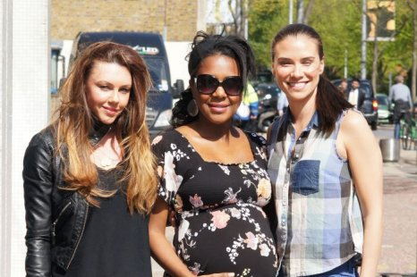 Liberty X: A relic from the Popstars era (Picture: BigPicturesPhoto.com)