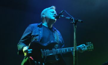 New Order will be hard to let go after their comeback at Brixton Academy