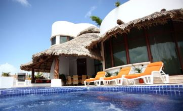 Geordie Shore in Cancun: Pictures of Spring Break house in Mexico