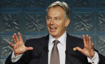Tony Blair's reported 'return' to UK politics played down