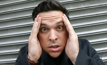 Dom Joly returns to TV with new prank show Fool Britannia