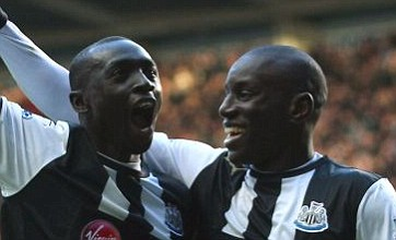Priceless Pap leaves Newcastle and Tottenham in a two-horse race