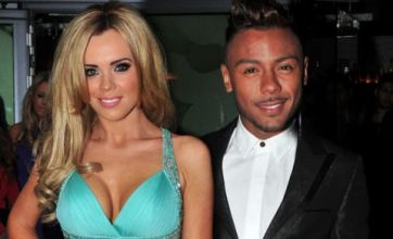 TOWIE's Maria Fowler and Marcus Collins in 'homophobic' row on Twitter