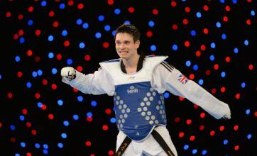 Aaron Cook defends European taekwondo title as Roman Azizov disqualified