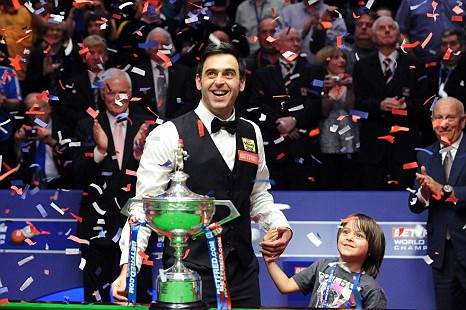 Ronnie O'Sullivan may not need snooker but the game really, really needs the Rocket