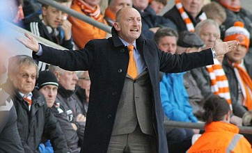Ian Holloway summons spirit of past glories for Blackpool play-off