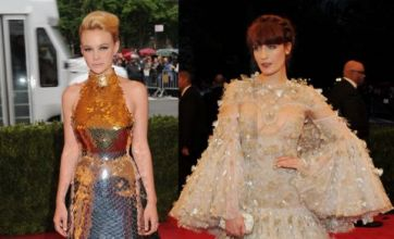 Carey Mulligan v Florence Welch at the NYC Met Gala 2012: Hot or Not?