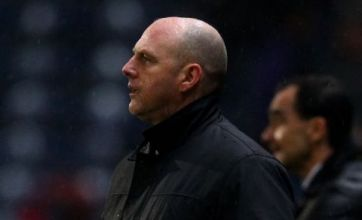 Blackburn manager Steve Kean: I'm not going to chicken out now
