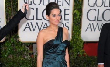 The Dark Knight Rises star Marion Cotillard denies Talia Al Ghul role