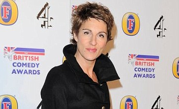 Tamsin Greig: Kissing Matt LeBlanc in Episodes was a technical operation