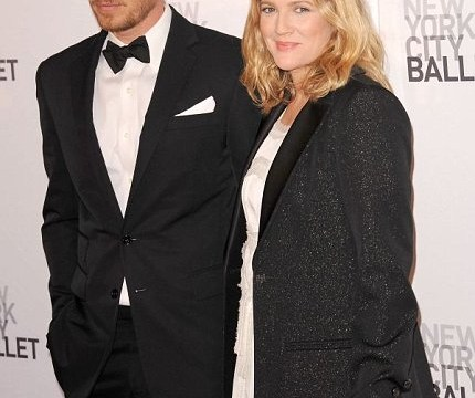 Drew Barrymore reveals she's expecting daughter number two with husband Will Kopelman