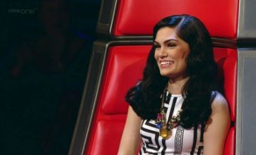 Jessie J asks The Voice UK hopeful Tyler James out for dinner live on air
