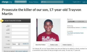 Petition website Change.org opens in Britain after Trayvon Martin success