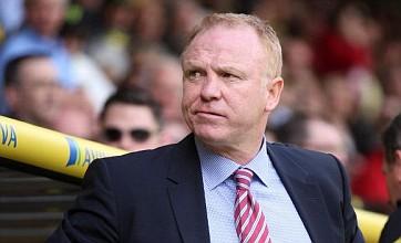 Alex McLeish sacked by Aston Villa following Randy Lerner talks