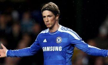 Chelsea 'plan' Fernando Torres plus £15m deal for Radamel Falcao