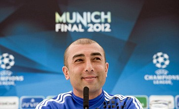 Chelsea's Di Matteo stays focused on making Champions League history
