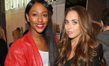 Topshop heiress Chloe Green enlists Alexandra Burke for CJG shoe launch