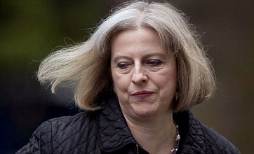 Home secretary Theresa May heckled at Police Federation conference