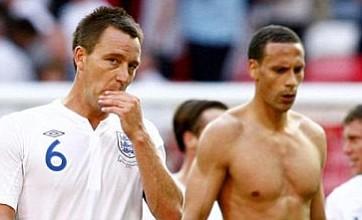Rio Ferdinand Euro 2012 axe was not down to John Terry, says Roy Hodgson